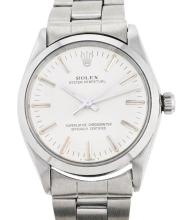Rolex, Oyster, steel gentleman's wristwatch