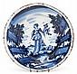 Catalan ceramic plate