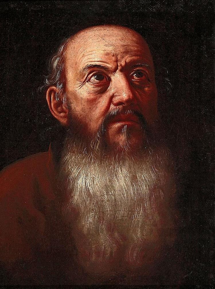 Atribuido a Francisco Ribalta   (Solsona 1565 - Valencia 1628)  Fraile cartujo