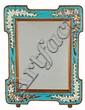 Espejo en caoba con marco de Murano en micromosaico, de la primera mitad del siglo XX