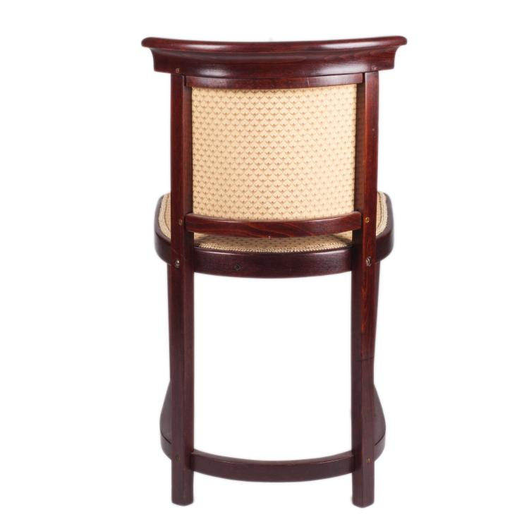 Antique set of furniture by j j kohn wien austria for Furniture auctions uk