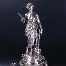 European works of art, clocks, jewellery, amber