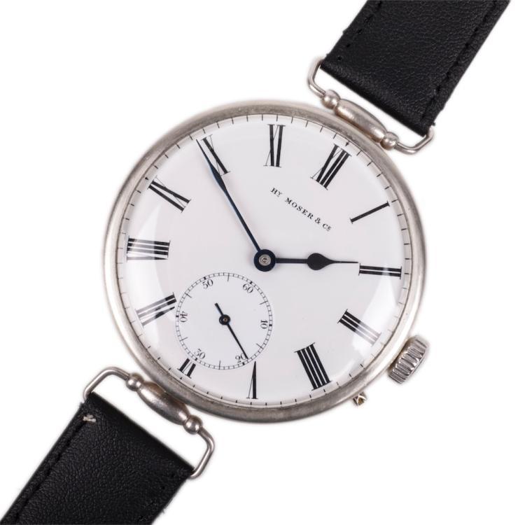 Presentation wristwatch