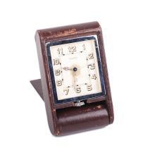 Desk mechanical clock