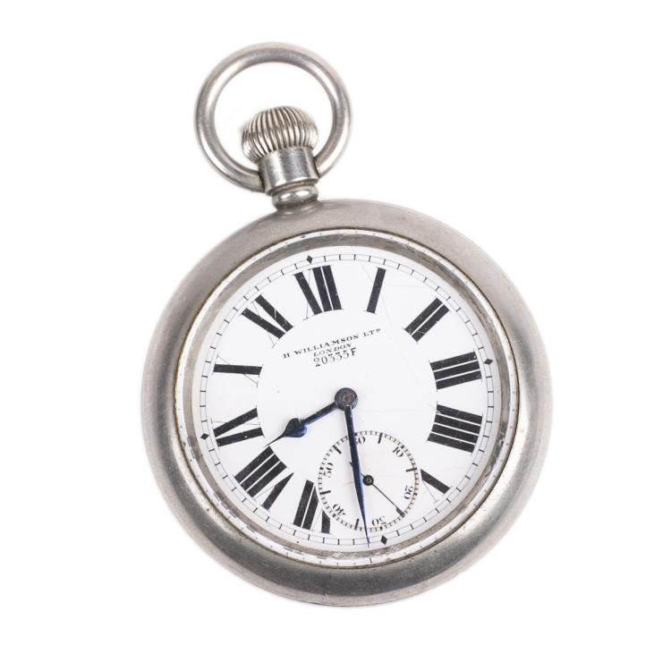 Military pocket watch