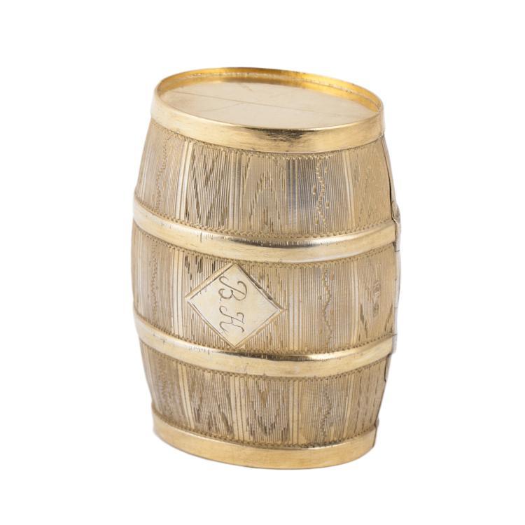 At the small barrel — photo 1