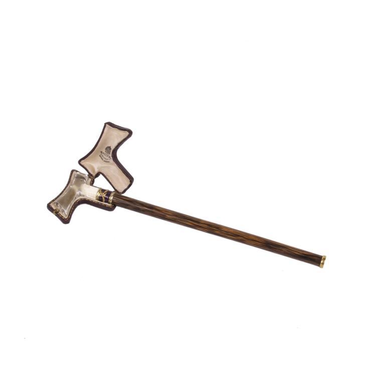 Faberge decorative cane in original box