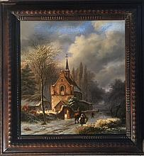 Circle Barend Cornelis Koekkoek 1803 – 1863