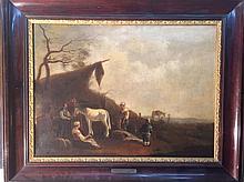 Isaac van Ostade (Haarlem 1621 -1649)