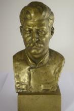Soviet Russian communist STALIN bust statue 1933