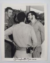 Che Guevara and Juan Almeida by Perfecto ROMERO