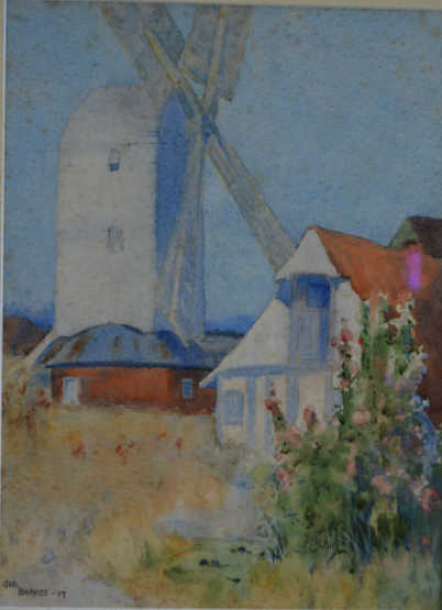 Gustav Adrian Barnes (1877-1921),