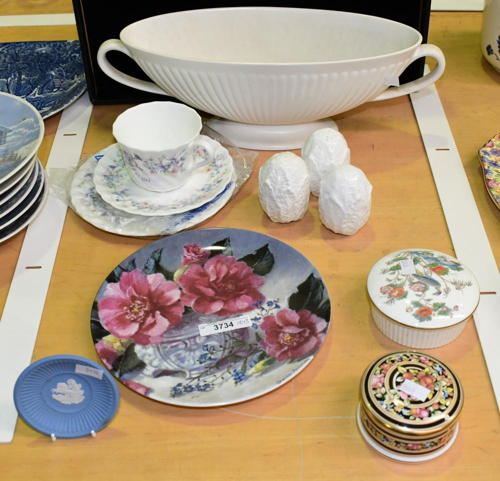 Collection of Wedgwood items incl