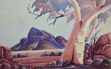 Claude Pannka, untitled, Central Australian