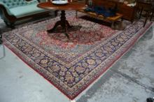 Persian Kashan pure wool hand made rug