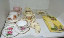 Various china incl. Royal Doulton Bunnykins,
