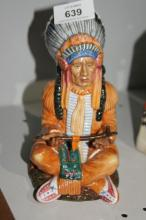 Royal Doulton figurine 'The Chief' HN2892
