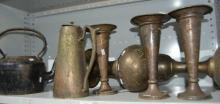 Collection of EPNS ware