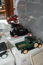 Set of 4 National Motor Museum