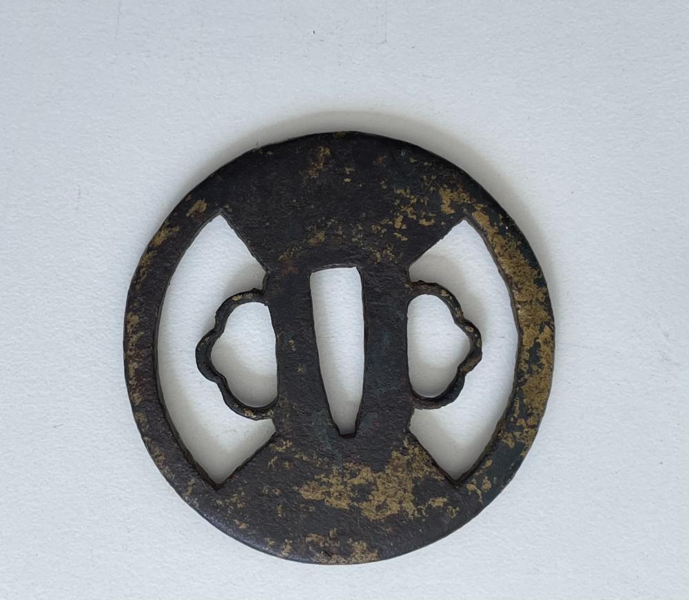 Japanese Katana, signed to Tang ''Kimi Banzi - Michiyoshi'', blade 80.30 cm. (31.61 in.)