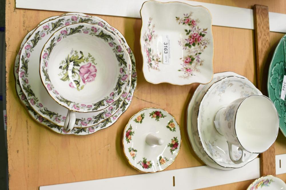 Small collection of Royal Albert incl
