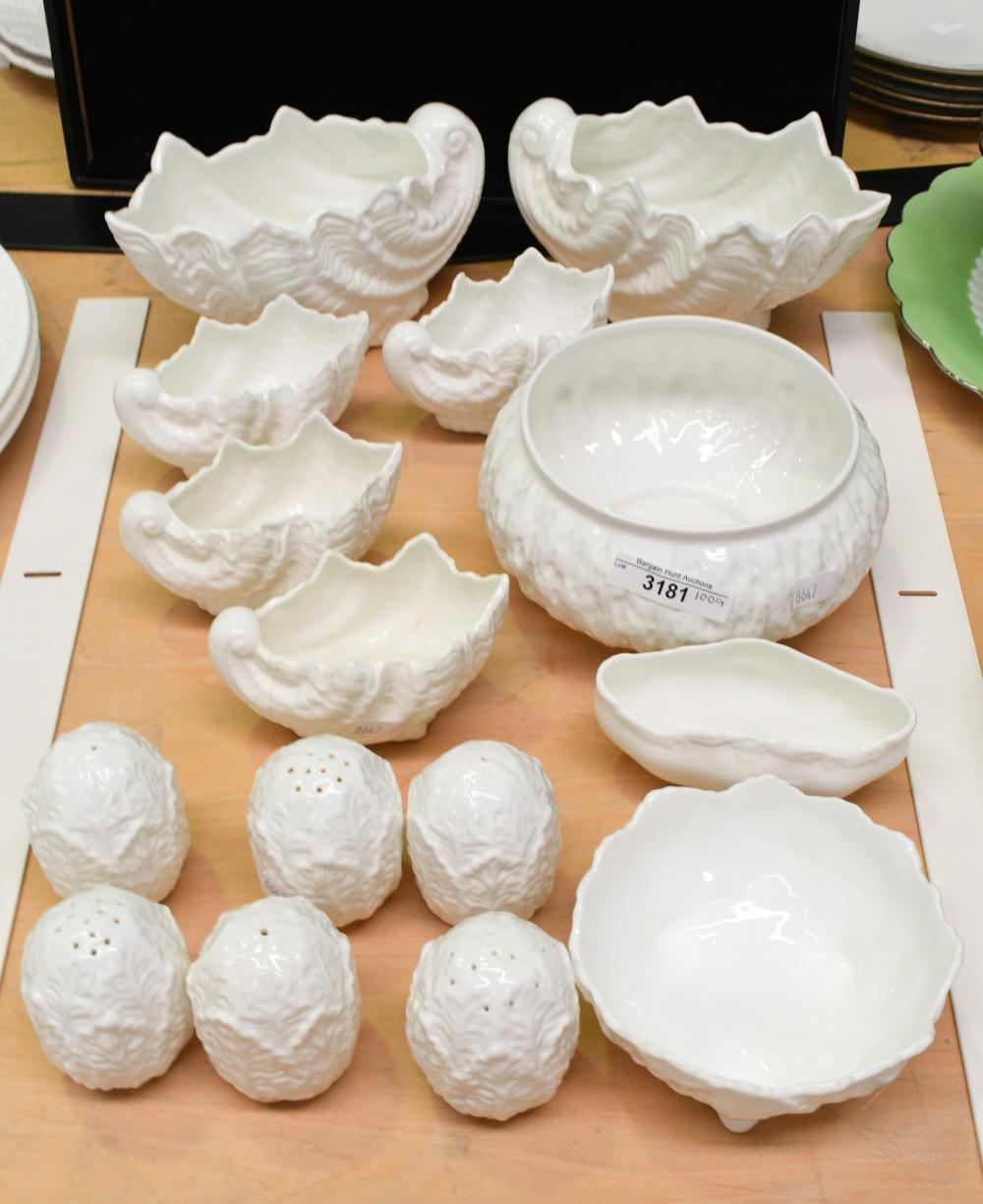 Collection of Coalport ''Country Ware''