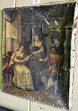 Hippolyte (Paul) Delaroche (France 1797-1856) oil