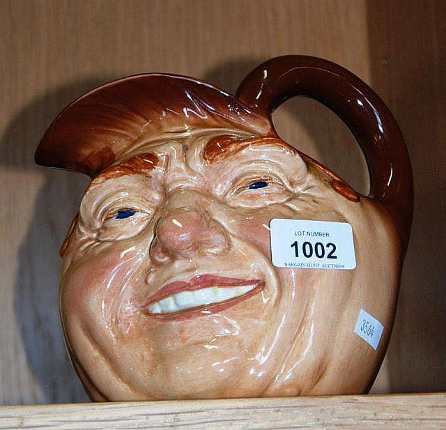 Royal Doulton character John Barleycorn 'Old Lad'
