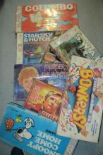7 x of vintage board games