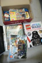 Collection of vintage Lego train set