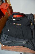 Qty of Australian military dress uniform
