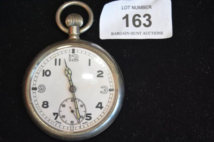 How I clean a pocket watch or wrist watch, Waltham - YouTube