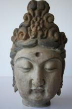 Chinese artefacts timed auction - online only