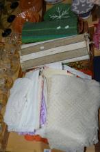 Vintage & retro linen and lace incl. place mats
