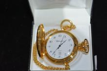 Classique pocket watch, as new in original box