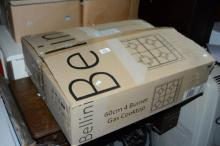 Bellini as new 4 burner gas cook tap