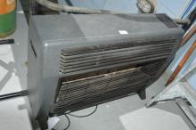 Everdure Brigadier gas heater