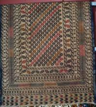 Persian Sumak tribal rug,