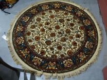 Persian style machine made rug,