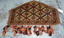 Persian pure wool door pelmet hanging,