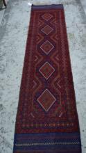 Persian Sumak pure wool hand made runner,