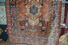 Vintage Persian pure wool hand made