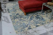 Modern Unitex Calypso machine made rug,