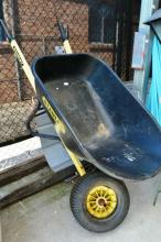 Stanley wheelbarrow, needs new inner tube