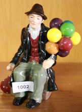 Royal Doulton figurine 'The Balloon Man'