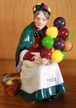 Royal Doulton figurine 'The Old Balloon Seller'