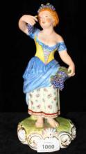Royal Crown Derby figurine 'Autumn',