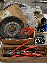 A collection of tools including large scale