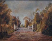 Rae MacKenzie, 'Rothbury Creek, Deasey's Lane',