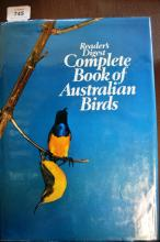 'Readers Digest Complete Book of Australian Birds' 1976 1st edition with dust jacket